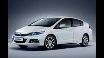 Híbrido: Honda Insight reestilizado chega à Malásia