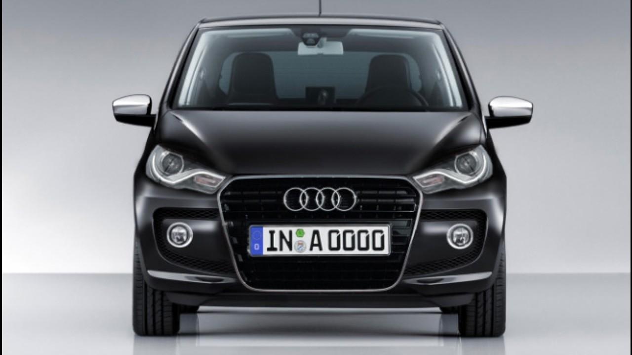 Audi planeja ter sua versão do up! elétrico