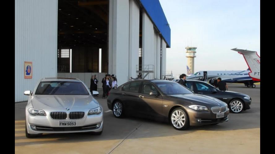 BMW se mantém como a nº 1 entre as marcas Premium em 2012