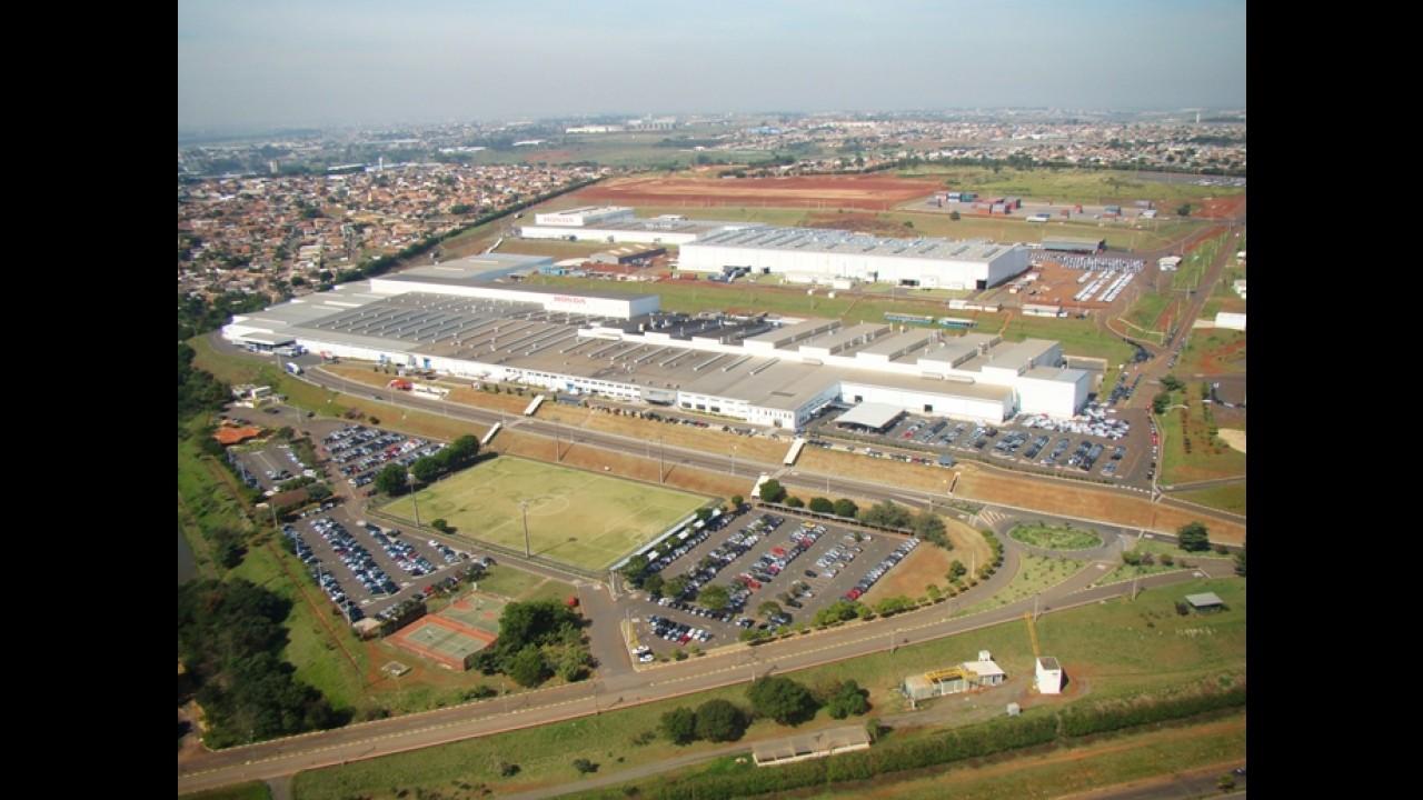 Honda pode ter nova fábrica no interior de São Paulo em 2015