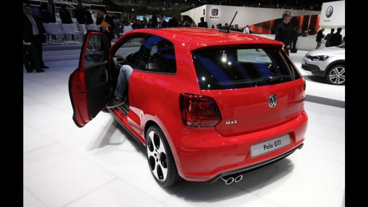 Volkswagen apresenta o Novo Polo GTI em Genebra - Modelo tem motor 1.4 TSI de 180 cv