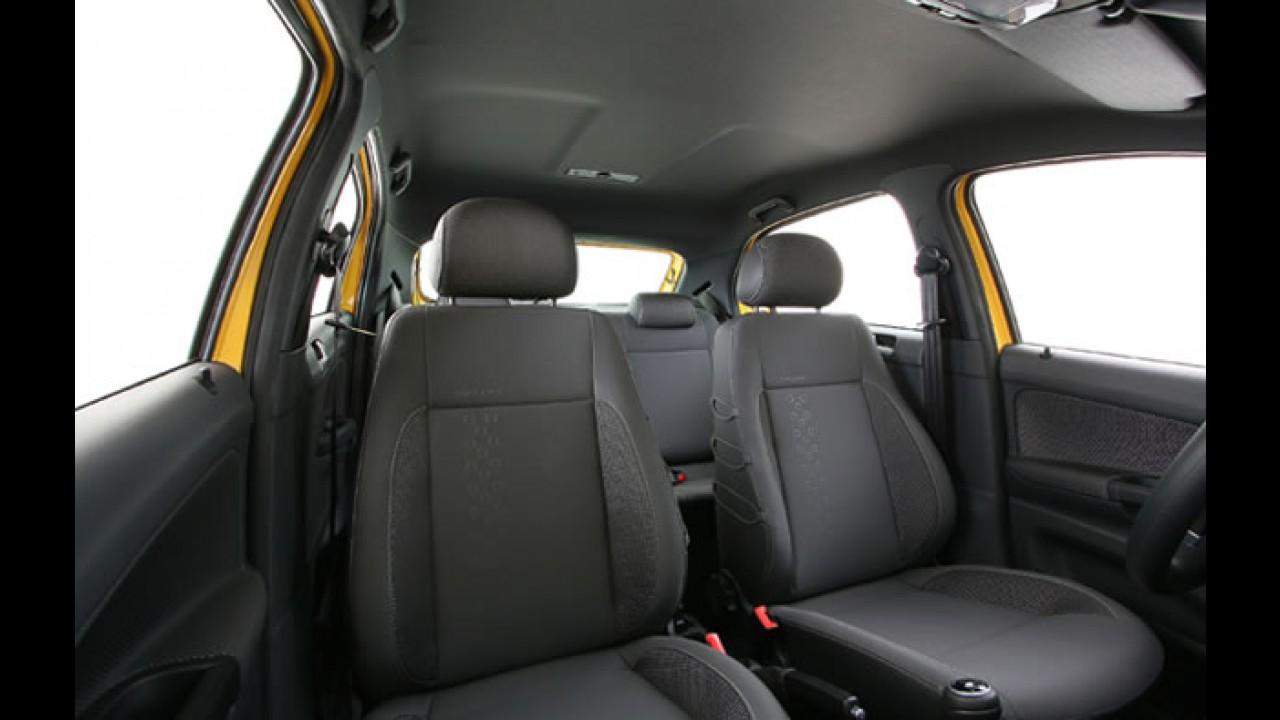 Novo Gol Rallye 2011: Versão aventureira chega por R$ 40.370
