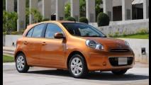 Nissan confirma compacto March no Salão do Automóvel