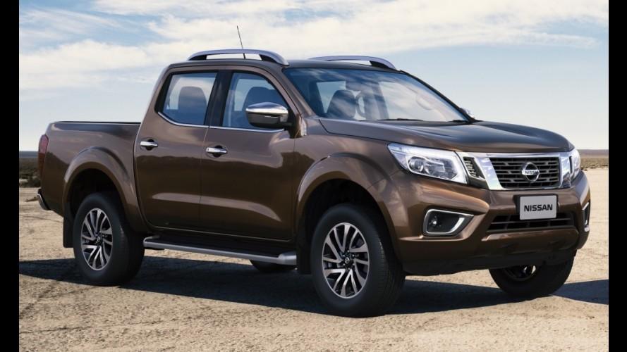 No Brasil em 2015, nova Nissan Frontier custa a partir de R$ 40 mil na Tailândia