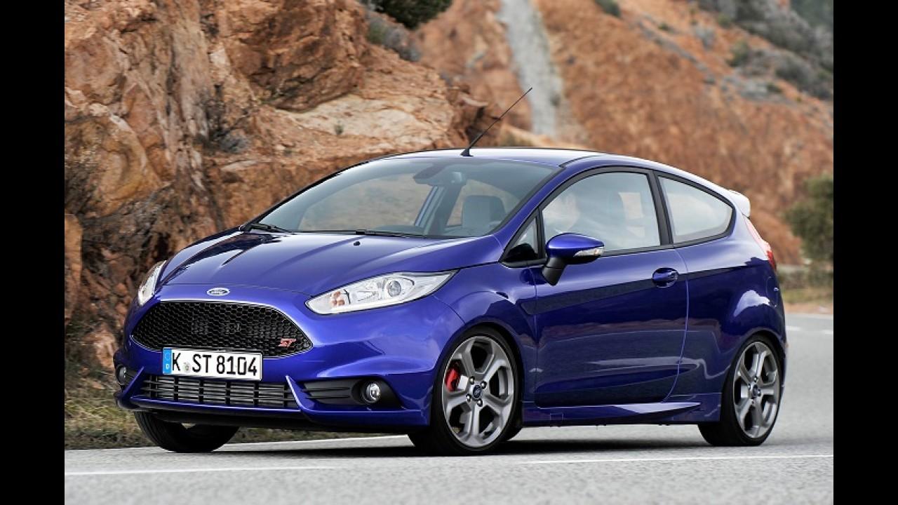 Ford New Fiesta é eleito