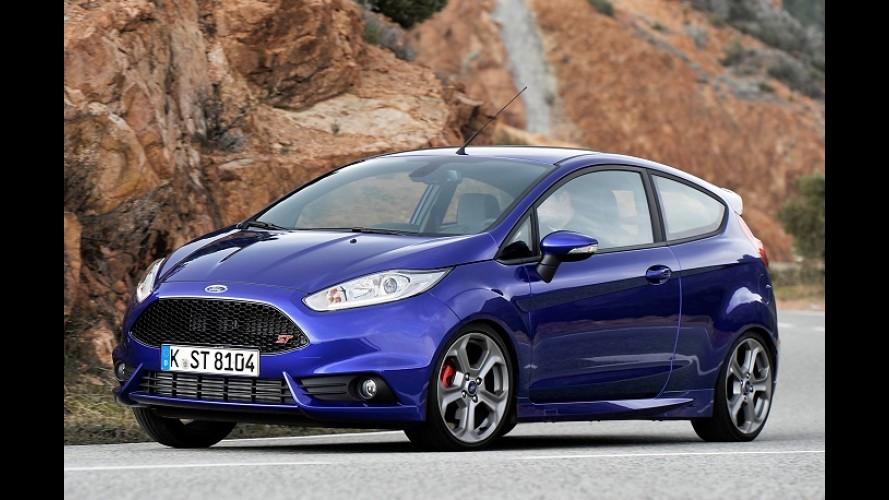 """Ford New Fiesta é eleito """"Carro do Ano Mundial das Mulheres"""""""