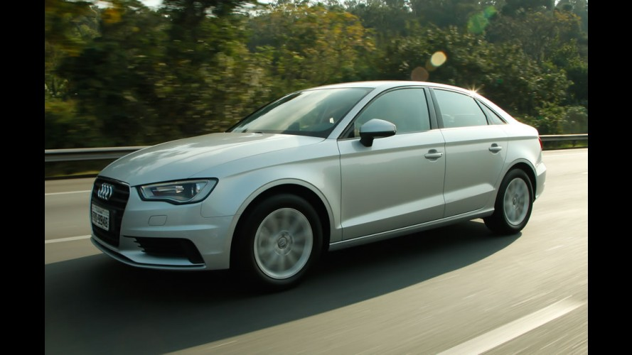 "Argentina: A3 Sedan 1.4 sem Bluetooth custa ""salgados"" R$ 175 mil"