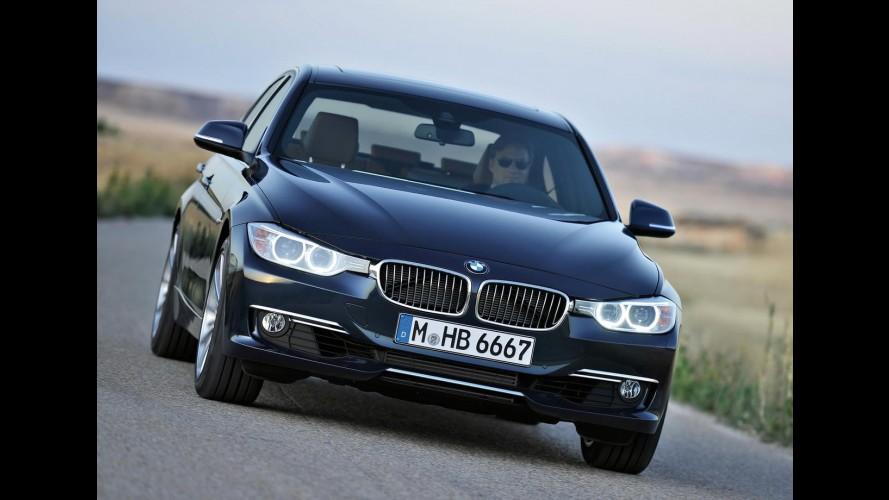 BMW inicia produção da sexta geração do sedan Série 3 na Alemanha
