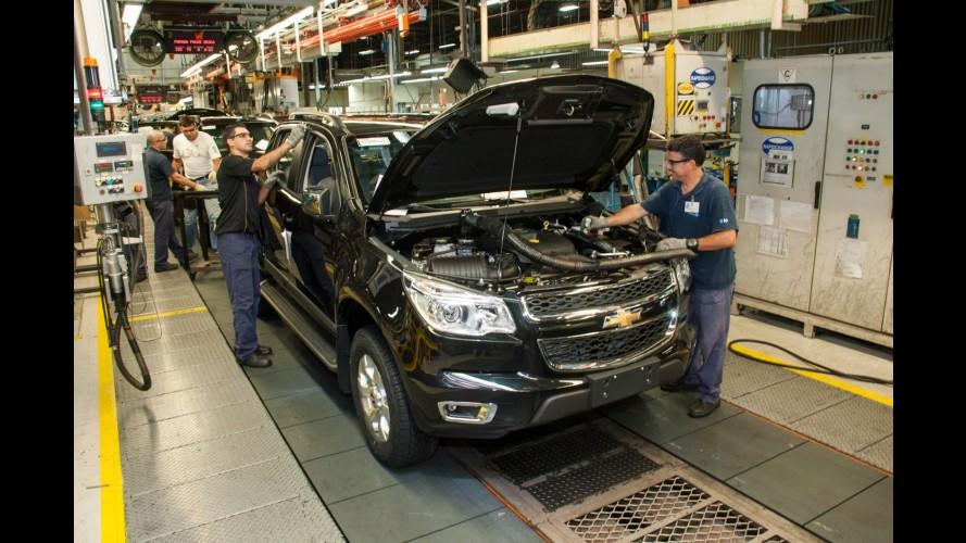 GM coloca pé no freio e desacelera produção em São José dos Campos