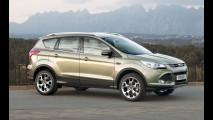 Ford faz prévia para novo Focus, novo Kuga e New Fiesta na Argentina