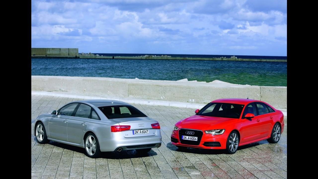 Audi comemora mais de 600 mil unidades vendidas em 2012