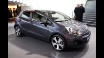 Novo Kia Rio pode chegar ao Brasil em 2012 com motor 1.4 Flex
