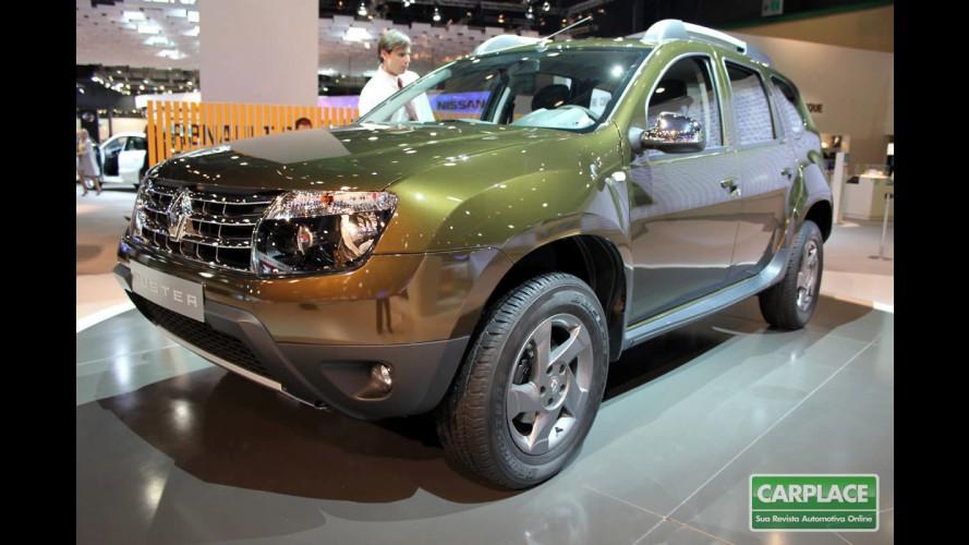 Lançamento: Renault Duster tem preços oficiais entre R$ 50.900 e R$ 64.600