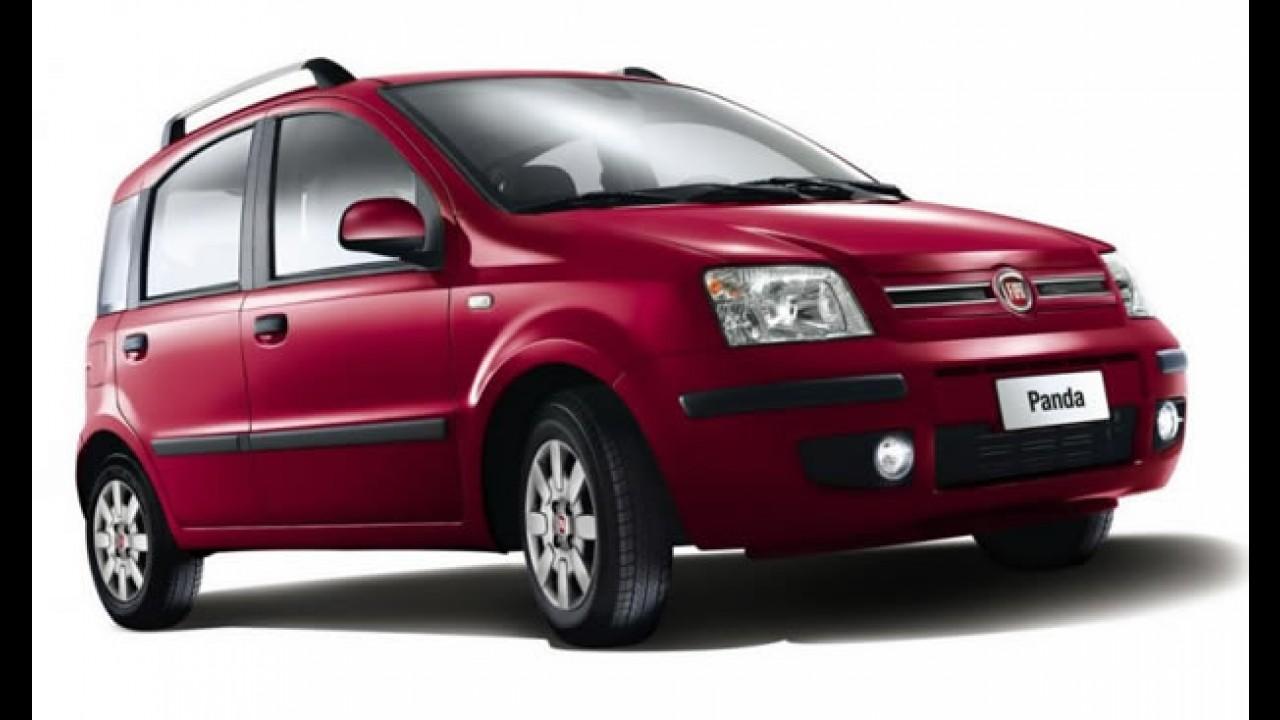 Itália, maio: Vendas crescem pela 1ª vez em 2011 e Fiat emplaca os três modelos mais vendidos