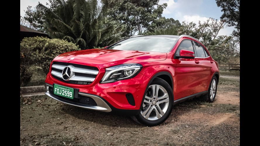SUVs Premium: GLA bate recorde e Discovery cresce com Sport