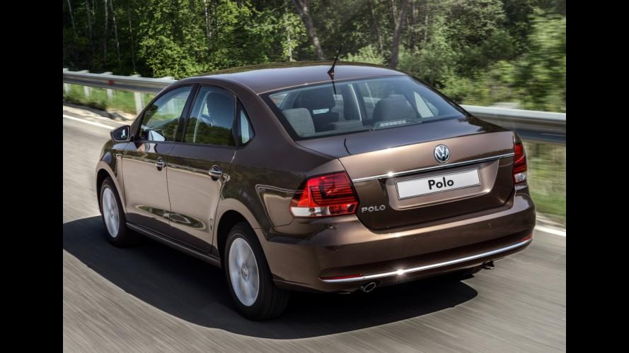 VW: novo sedã emergente baseado no Polo vai se chamar Ameo