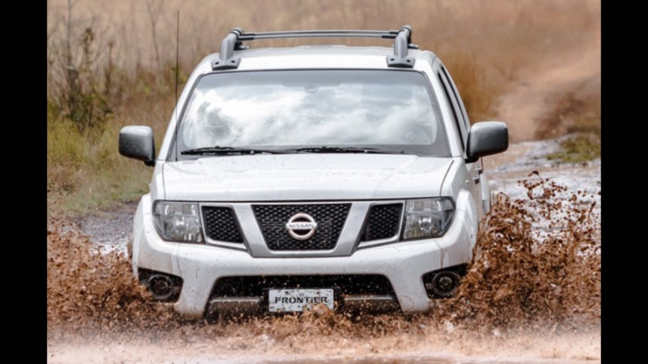 """Nissan lança Frontier série """"10 anos"""" com preços a partir de R$ 95.990"""