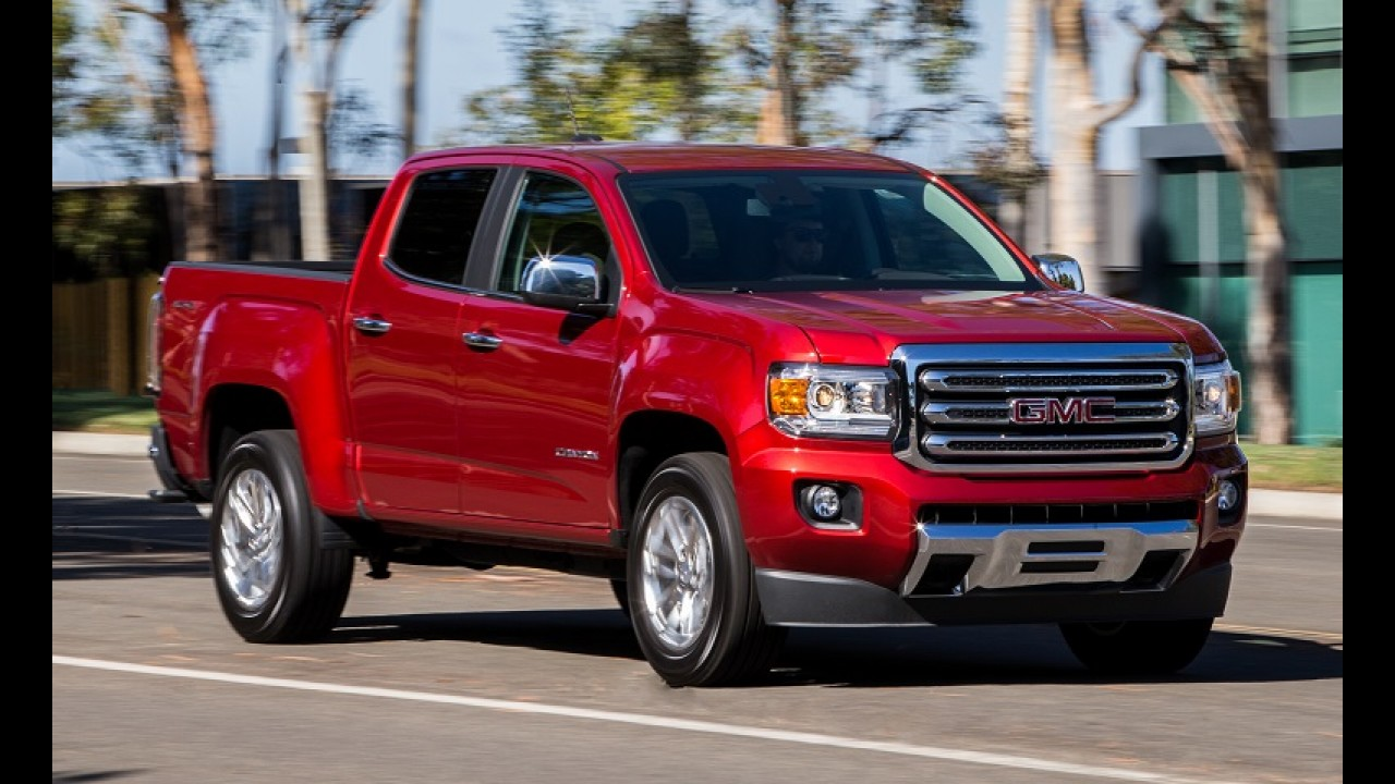 GMC Canyon desbanca Porsche Macan e ganha Best of the Best 'Truck'
