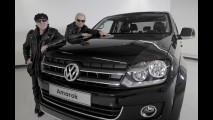 Scorpions no Rally Dakar: VW convida músicos da banda para pilotar Amarok de apoio