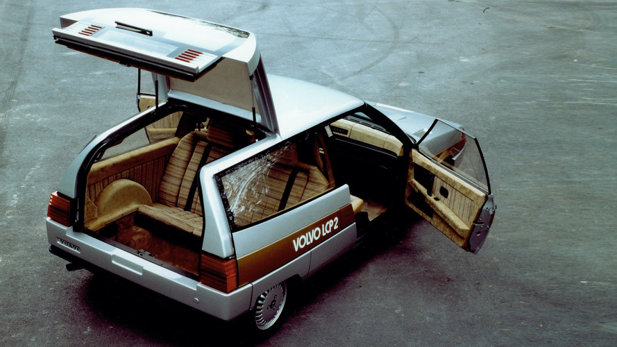 Concept We Forgot: 1983 Volvo LCP 2000