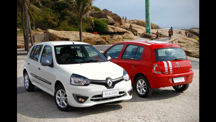 Renault registra queda de quase 30% em março