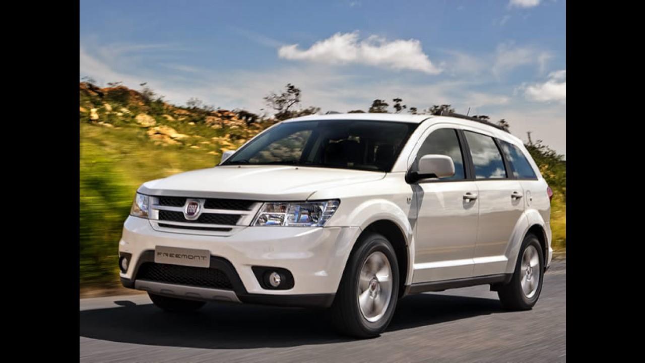 Oficial: Fiat lança o Freemont no Brasil na versões Emotion por R$ 81.900 e Precison por R$ 86.000