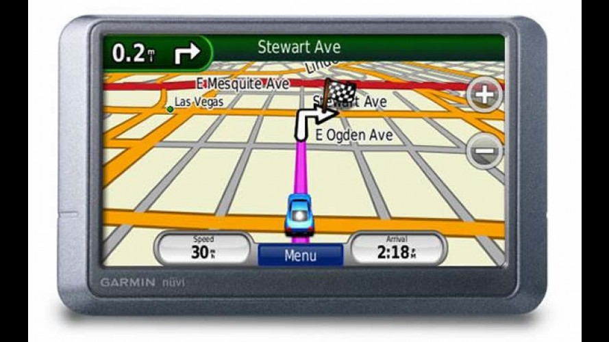 Localizador de radares aumenta demanda por aparelhos de GPS