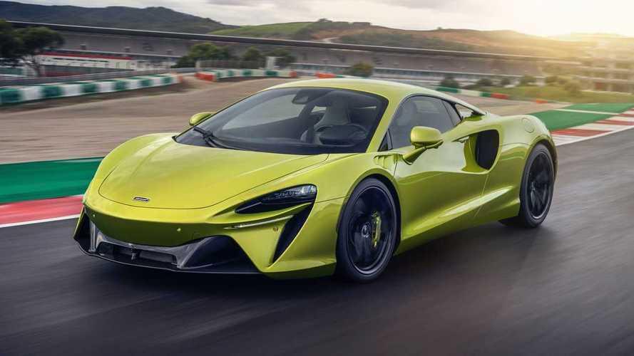 McLaren Artura (2021) - Hybridation de l'espèce