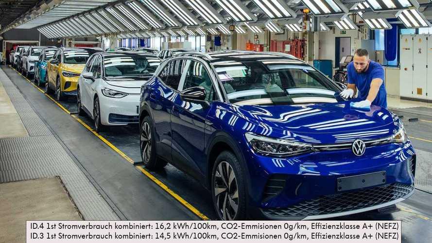 La Volkswagen ID.5 è pronta: produzione al via, in vendita entro fine 2021