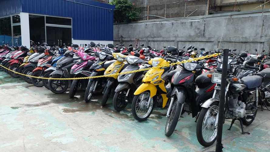 Financing-Only Motorcycle Sales Schemes Outlawed In Philippines