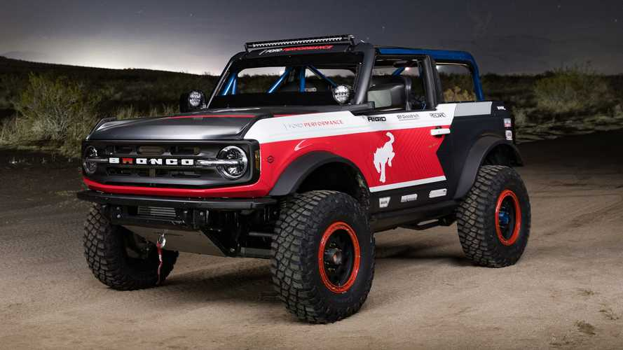 Ford Bronco 4600