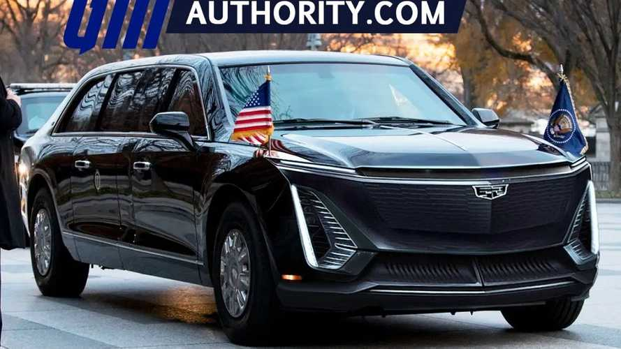 If Biden Were To Get A New Presidential Limo, It Might Look Like This Beast
