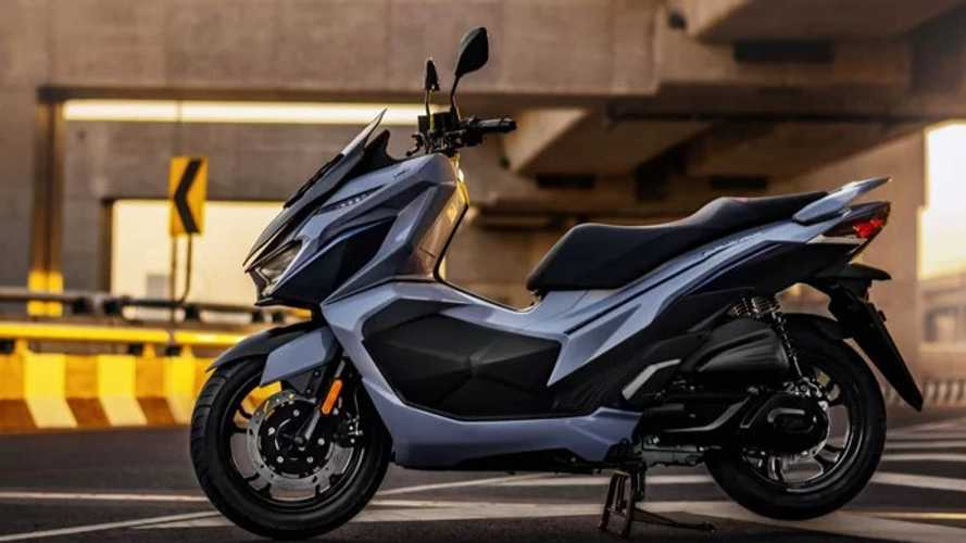 Can The SYM GPX Drone 150 Rival The Yamaha NMAX?
