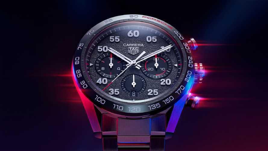 Porsche e TAG Heuer lançam relógio de R$ 37.560 em nova parceria