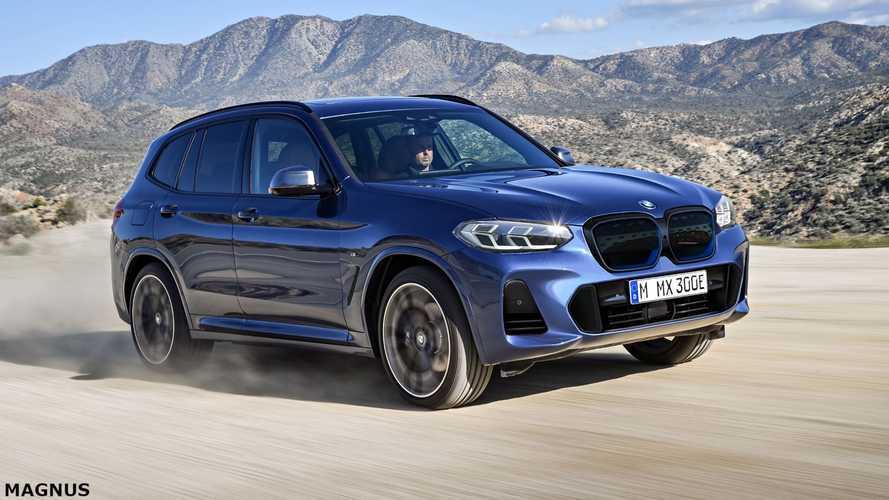 Recém-lançado, BMW iX3 já se prepara para a atualização - veja flagra e projeção