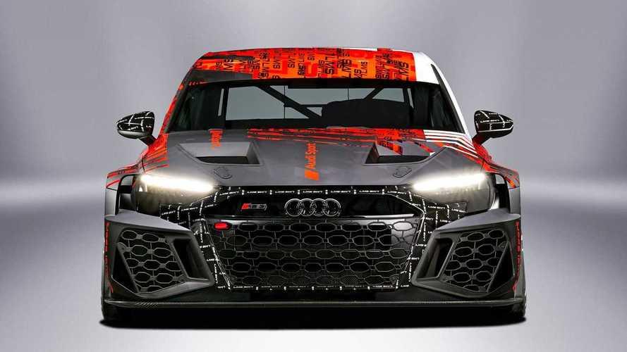 Audi RS 3 LMS: Die zweite Generation geht an den Start