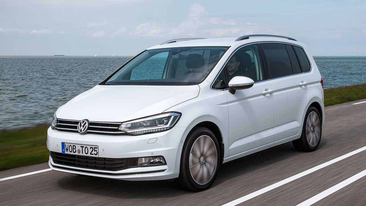 Minivan (MPV) - Volkswagen Touran