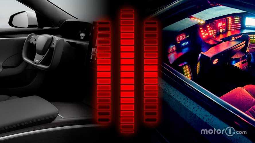 Il volante in stile supercar della Tesla Model S fa impazzire il mondo