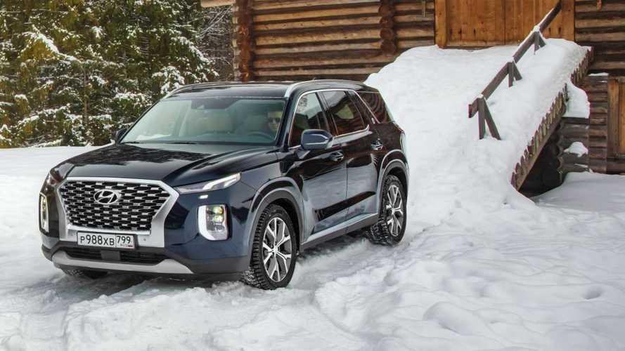 В 2022 году Hyundai обновит «Сонату» и «Палисад»