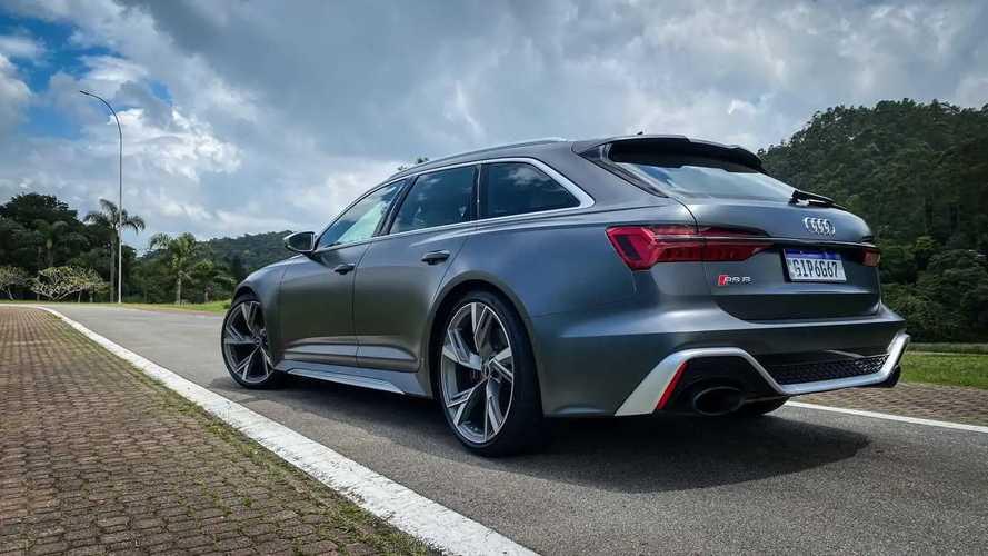 Teste: Audi RS6 2020 (BR)