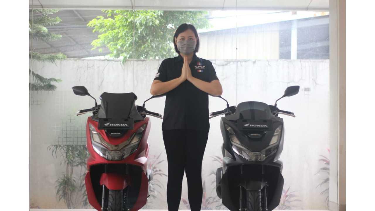 Wahana Kenalkan Honda PCX Teranyar 2