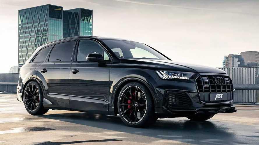 Abt Aeropaket für Audi SQ7 4.0 TFSI