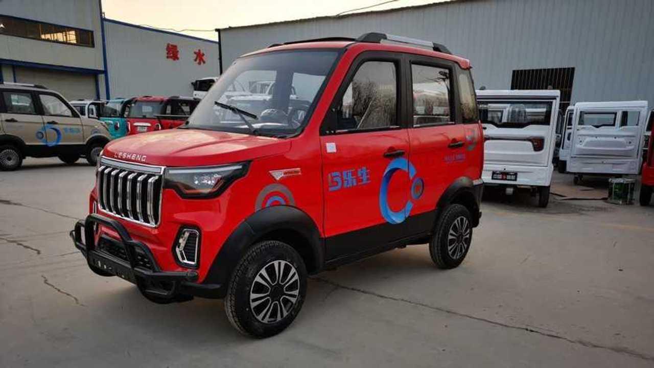 Lesheng K2