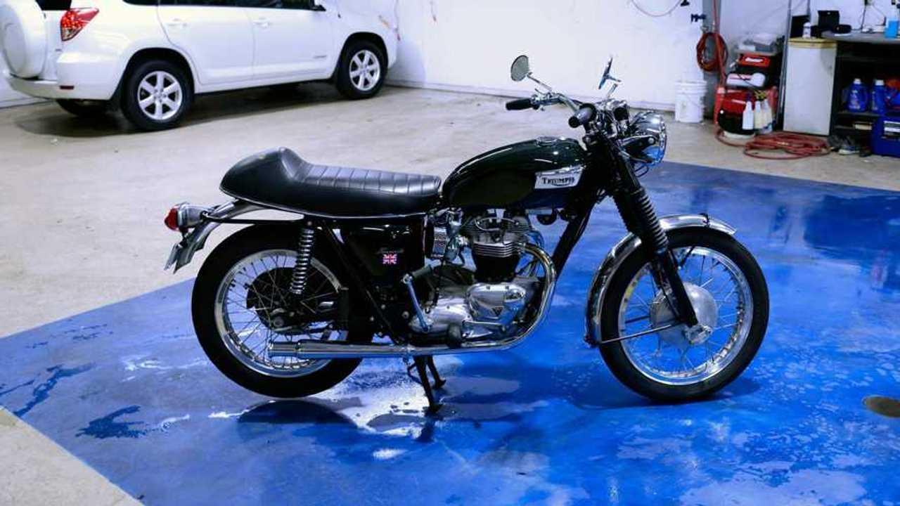 1964 Triumph Bonneville T120