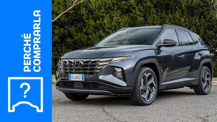 Hyundai Tucson (2021), perché comprarla e perché no