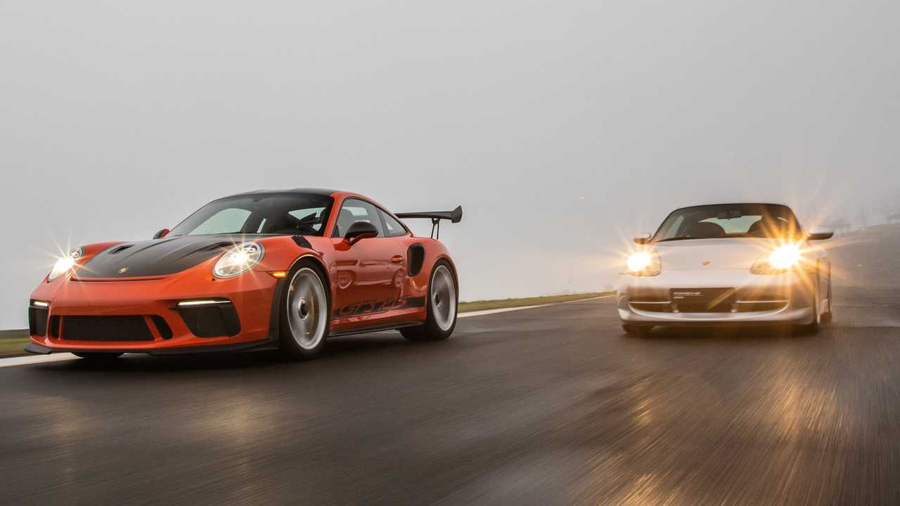Slideshow 911 GT3 Saga