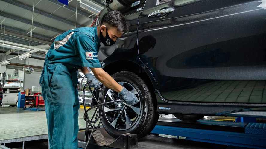 Suzuki Bantu Korban Banjir Kalimantan Selatan