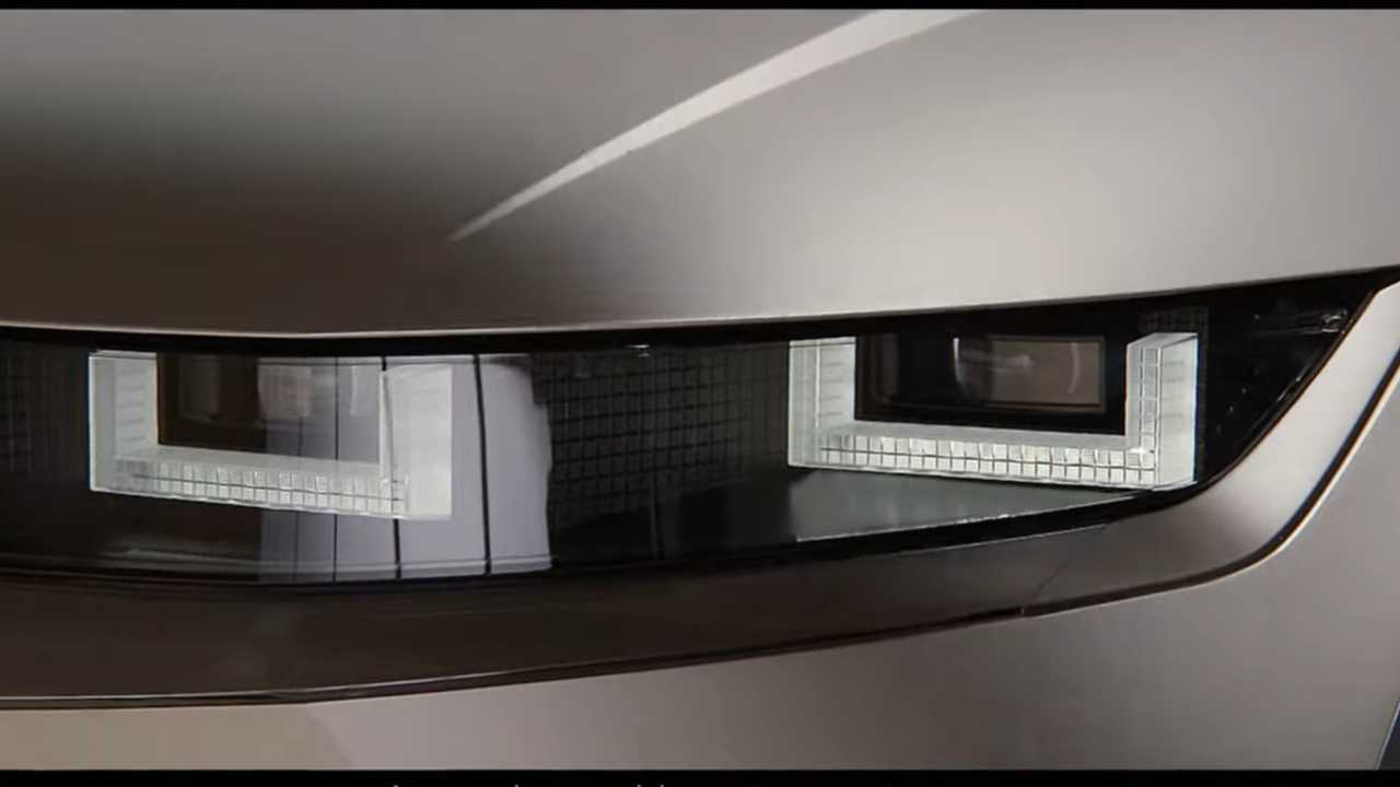 2022 Hyundai Ioniq 5 teaser image