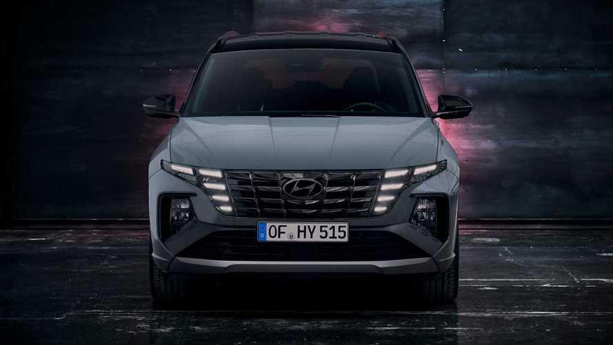 Новый Hyundai Tucson получил спортивную версию N Line