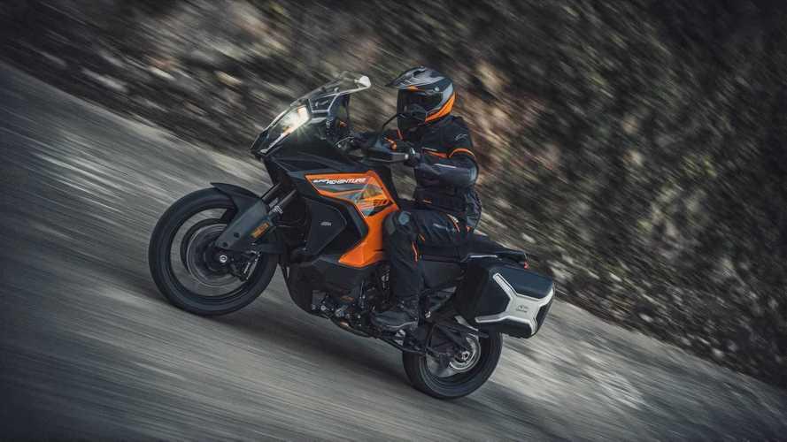 2021 KTM 1290 Super Adventure S Ups Tech Ante With Radar System